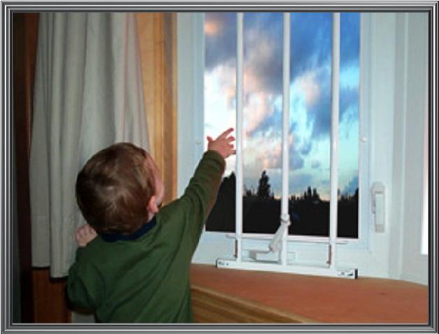 Внутренняя защита окон